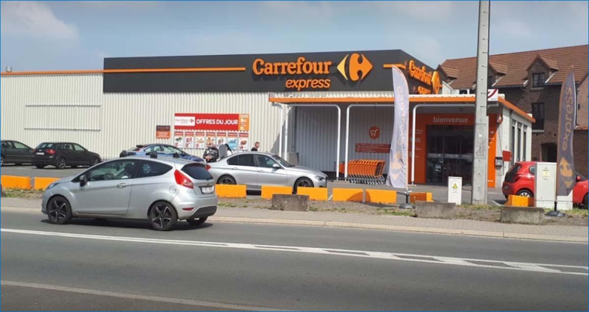 Grâce-Hollogne - Carrefour Express 13_12_19